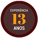10 anos de experiência